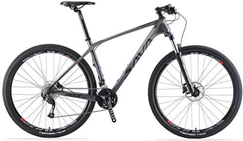 SAVADECK DECK2.0 Bicicleta de montaña de Carbono 26 ''/27.5