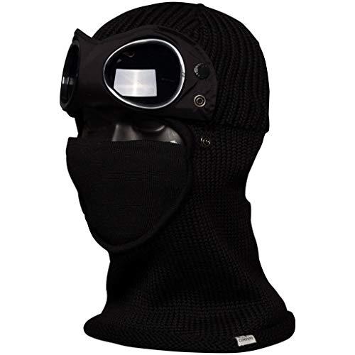 C.P. Company - Google Ski Mütze (schwarz)
