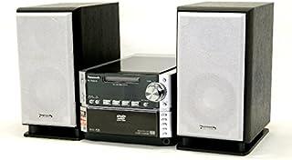 Panasonic パナソニック SC-PM2DVD-K ブラック DVD/MDステレオシステム(DVD/CD/MDコンポ)(本体SA-PM2DVDとスピーカーSB-PM2のセット) MDLP対応