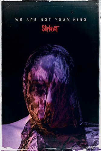 Slipknot Poster We Are Not Your Kind