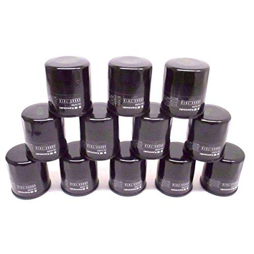 Kawasaki Oil Filter (12 Pack) 49065-7010 - Original Parts! Made in USA!