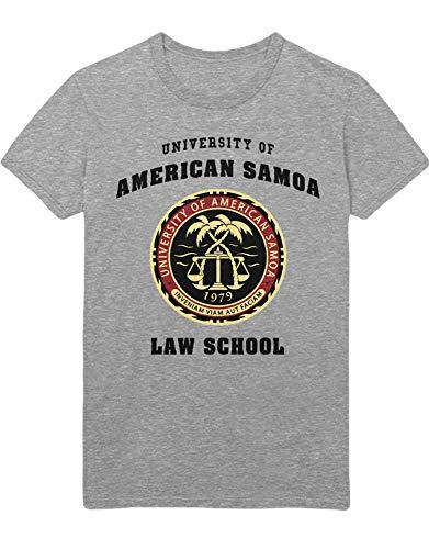 T-Shirt Call Saul University of American Samoa Law School C210030 Grau XL