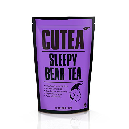 Bedtime Tea for Stress Relief, Anxiety Relief, and Sleep Help - Sleep...