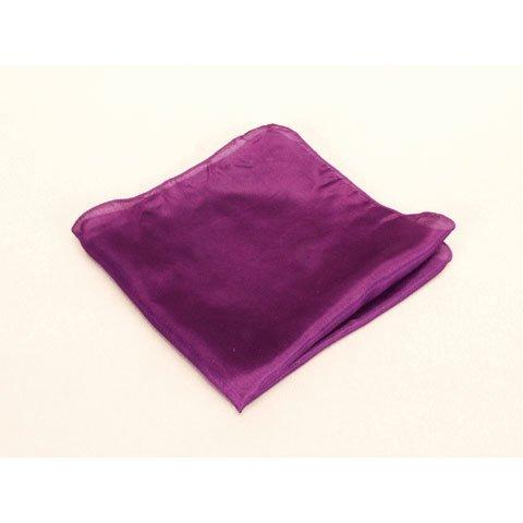Seidentuch (30 x 30 cm) Violet
