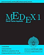 MeDeX 1: LaTeX medio con ejercicios resueltos - noir