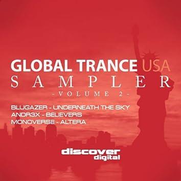 Global Trance USA Sampler, Vol. 2