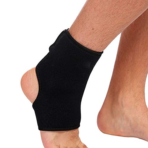 N /A QJYAS enkelsteun enkelsteun Ademende elastische 1 maat past bij alle toepassingen voor sport beschermen tegen chronische enkelband Sprains Fatigue (enkel)
