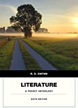 literature a pocket anthology 6th edition