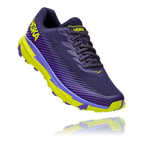 Hoka One One Torrent 2 blue/black/yellow/purple (1110496-BIEP)