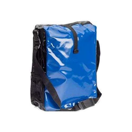 Gravidus Fahrradtasche aus LKW-Plane, wasserdicht (Blau)