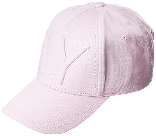 Calvin Klein K60k606088 Gorra de béisbol, Morado (Stone Pink Ved), Talla única...