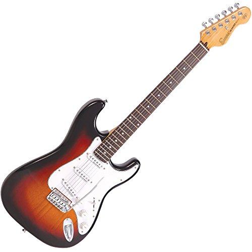 Guitarra eléctrica Encore E6SB Sunburst