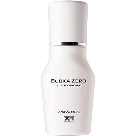 【医薬部外品】BUBKA(ブブカ)薬用 スカルプエッセンス 育毛剤 BUBKA ZERO(ブブカ ゼロ)1本(単品)