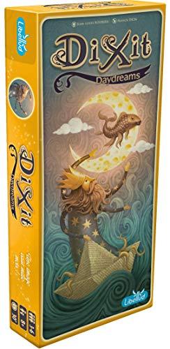 Asmodee- Dixit 5 – Extensión de Day Dreams Juego de Mesa (Libellud...