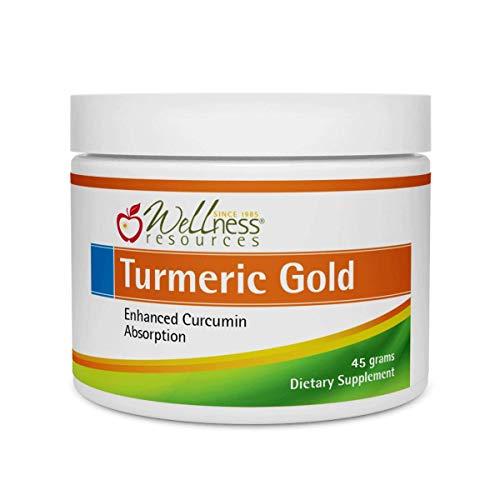 Turmeric Gold with TurmiPure Turmeric Extract - Highest...