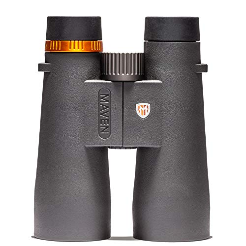 Maven C3 ED Binocular Gray/Orange (10X50)