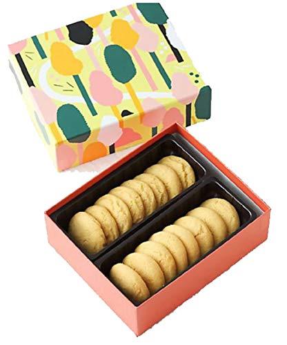 フィーカ Fika クッキーアソート クッキー 北欧の街 お菓子屋 (ドロンマル(プレーン)国産もち米あられ1個セット)