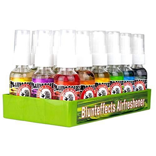 Blunteffects / Blunt Effects 100% Concentrated Car Home Odor Eliminator Air Freshener Spray 1oz Bottles (18 Bottles (Assorted))
