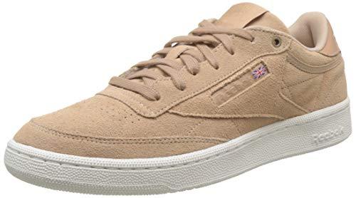 Reebok Herren Club C 85 MCC Sneaker, Beige Beige Beige, 42.5 EU