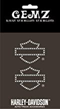 Best harley davidson bling decals Reviews