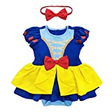 Disney Snow White Costume Bodysuit for Baby, Size 6-9 Months