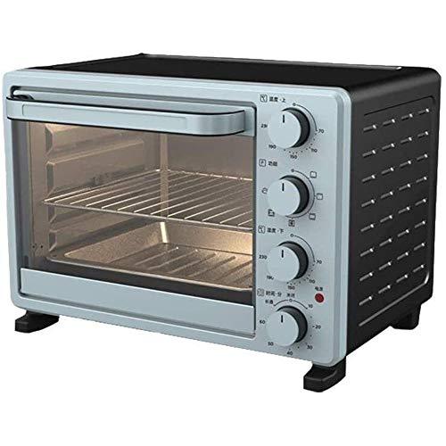 YHLZ プロフェッショナル25リットルミニブルーオーブン、多機能炊飯器、調節可能な温度制御やタイマーを調理