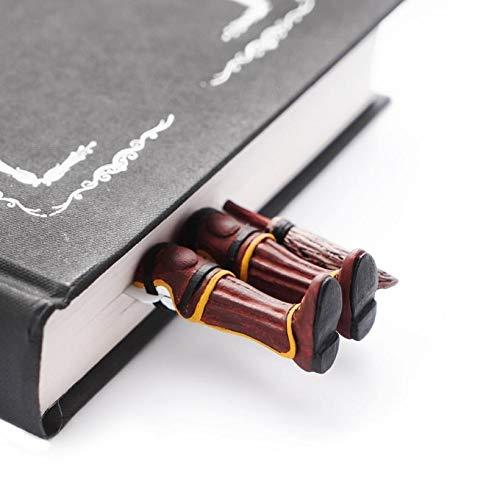 Magician Bookmark - handgemachtes Lesezeichen inspiriert von Harry Potter. Super Geschenk für einen Bücherwurm
