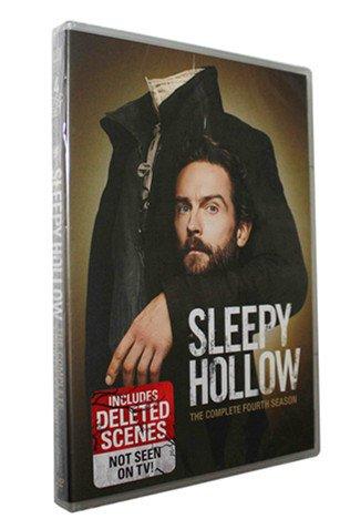 Best Buy! Sleepy Hollow 4. The complete 4th season