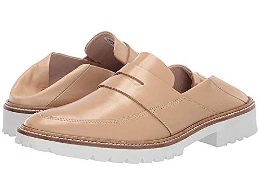 マディソンスパン艦隊レディースローファー?靴 Incise Tailored Loafer Volluto/Volluto Cow Leather/Cow Leather 35 (US Women's 4-4.5) M [並行輸入品]