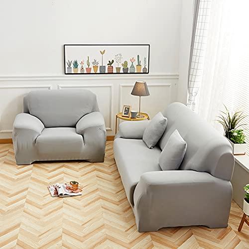 Sofabezug für Wohnzimmer, High Stretch Sofahusse, Möbelschutzbezug für Sofa und Couch, Couchbezug 1 Stück, Sofaüberwurf, Sesselbezug, Kissenbezüge, 1 2 3 4 Sitzer