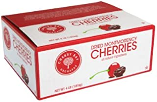 Dried Montmorency Tart Cherries 4 lb. box