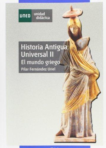 Historia antigua universal II. el mundo griego (UNIDAD DIDÁCTICA)