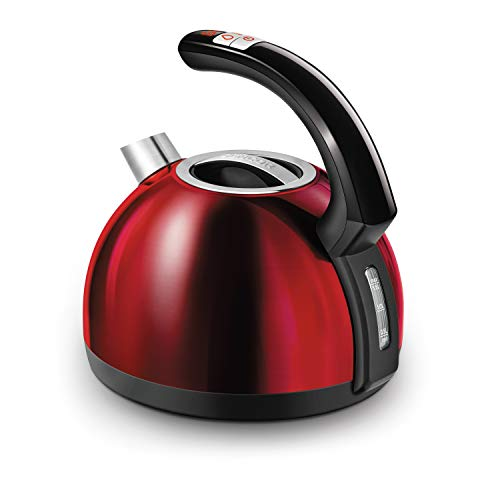 Sencor 1.5L Cordless Electric Kettle - Red