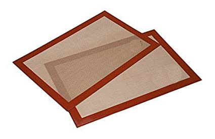 Buy Ziaon (TM) Premium Non-Stick Silicone Baking Mat 2 Pack (42 * 28 cm) (2  PCS) Online at Low Prices in India - Amazon.in
