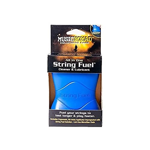 MusicNomad String Fuel Cleaner & Lubricant (MN109)