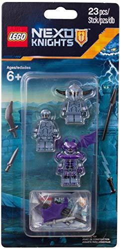LEGO NEXO KNIGHTS - Set di accessori per mostri in pietra