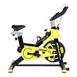 Queiting Spinning Indoor Exercise Bike Indoor Sports Training Fitness Cardio Bike For Home
