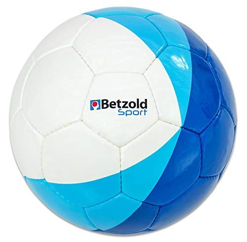 Betzold Sport 34276 - Schul-Fußball Sport, Trainingsfußball, Größe 5 (Umfang 68 - 70 cm), 410 - 450 g - Trainingsfußball Schulsport Sportunterricht Ausstattung Schüler Kinder Spielen Training