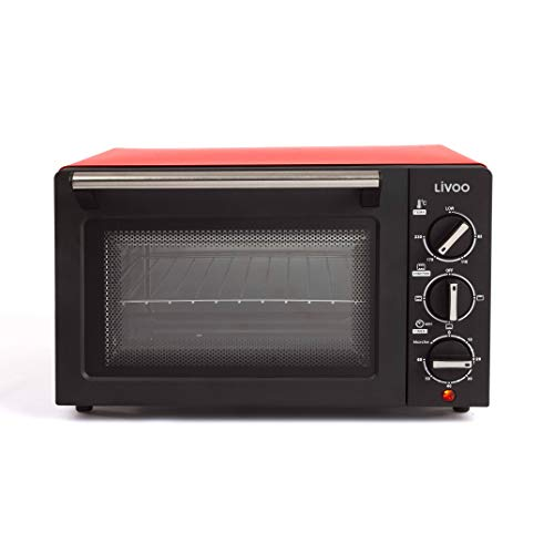 Livoo DOC210 Mini-Backofen, 14 l