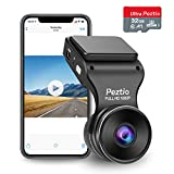Dash Cam WiFi Full HD 1080P Car Dash Camera Recorder, Dashcam for Cars with SD Card, Night Vision, 170° Wide Angle, WDR, Loop Recording, G-sensor, Parking Monitor, Motion Detection