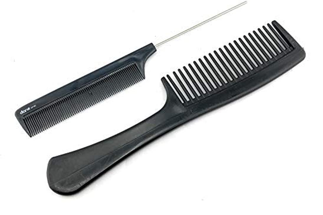 理想的には隠すビスケットUnbreakable Detangler Comb and Pin Tail Comb 8
