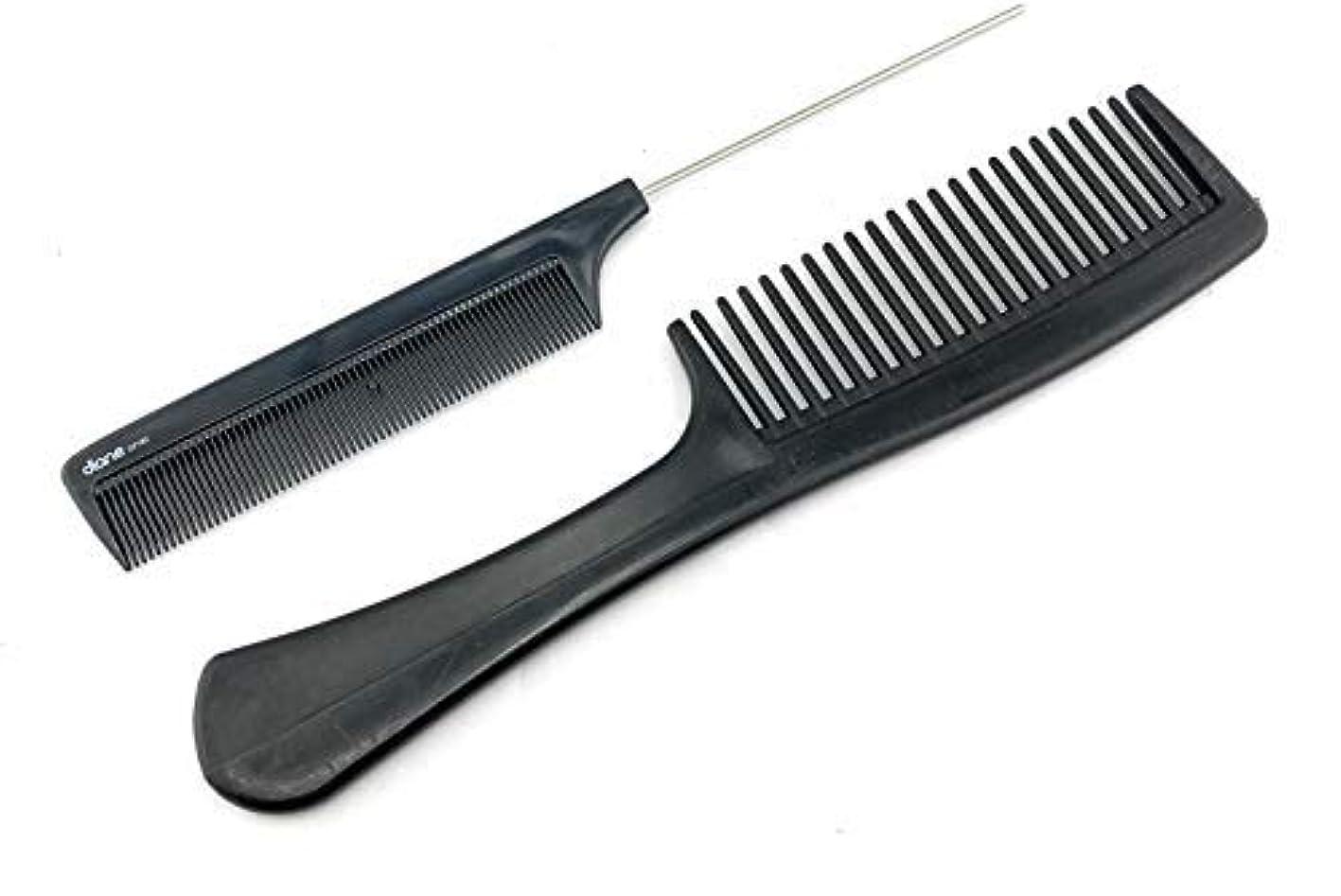 マーベル気をつけて線Unbreakable Detangler Comb and Pin Tail Comb 8