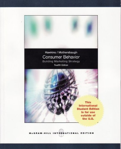 Consumer Behavior Building Marketing Strategy
