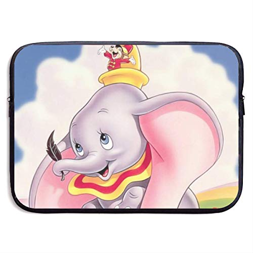 Hdadwy Laptop Sleeve Case Bag Cover Dumbo Tablet Briefcase Carrying Bag for MacBook Air