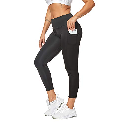 Sports Fitness Women Leggings with Pocket Push up High Waisted Workout Leggins Casual Solid Leggings Yoga Pant