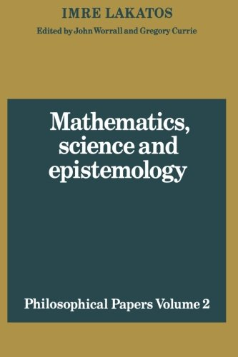 Philosophical Papers Mathematics v2: Volume 2, Philosophical Papers (Philosophical Papers (Cambridge))