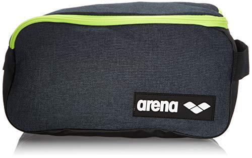 Arena wastafel voor volwassenen Team, grijs melange, één maat
