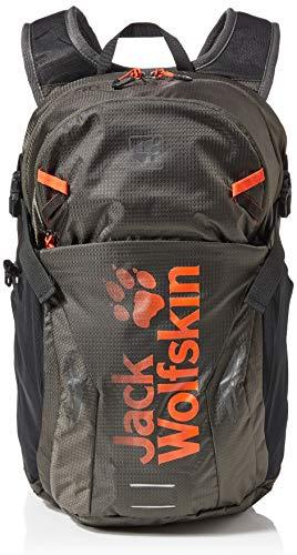 Jack Wolfskin Moab Jam 18 bequemer Fahrradrucksack, Brownstone, ONE Size