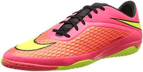 Nike Herren Hypervenom Phelon Ic Fußballschuhe, Mehrfarbig Brght Crmsn VLT Hypr Pnch Blck, 47 EU