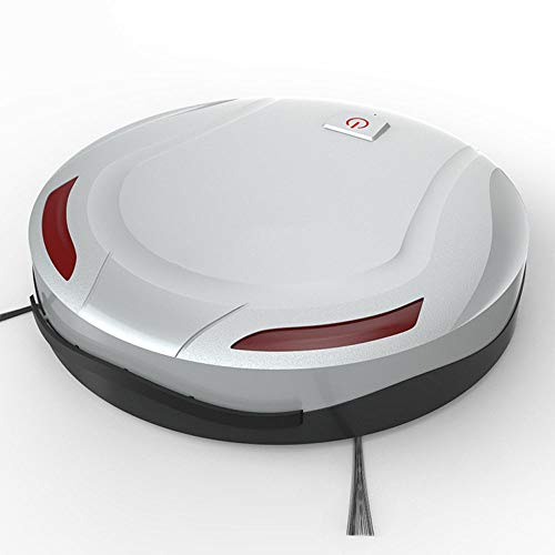 Intelligente robot, intelligente robotstofzuiger, stille knoopopopvang; 360 graden binnenruimte, geschikt voor huisdierharen, tapijt,